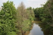 River Weaver old channel