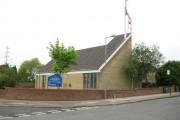 Luton: The church of St John the Baptist, Farley Hill