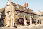 The Old Corner Cupboard  Pub,  Winchcombe
