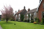 Village houses, Newby Wiske