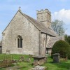 Brimpsfield Church