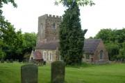 All Saints Church, Bow Brickhill