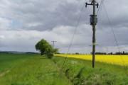 Near Staddlethorpe
