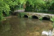 Bridge over the Mill Stream, Dorchester