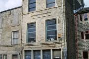 Former School Board Offices, No14 Rochdale Road, Bacup