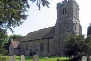 St Mary's Church, Kennington, Kent