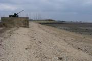 Hamble Point Beach