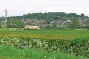 Blackfordby in northwest Leicestershire