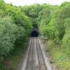 Rail tunnel near Swadlincote, Derbyshire