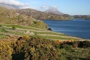 Loch Inchard from Rhuvoult