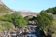 Old Bridge at Rhiconich