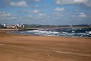 City beach at Footdee