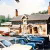 Brooklands station - The Brook wine bar