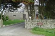 The old schoolhouse at Tanach