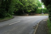 Corner of Grove Lane