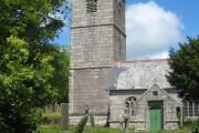 St Laudus Church Mabe