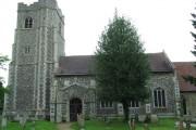 All Saints Hawstead