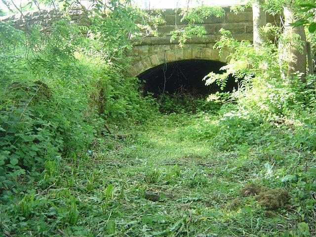 Bridge under Cromford Road
