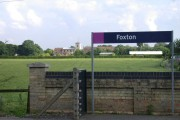 This is Foxton
