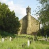 Heage Church, the bell turret