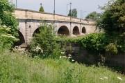 River Dove bridge between Tutbury and Hatton