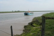 Mooring on the Butley River