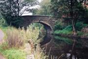 Lodge Bridge, Rochdale Canal, Littleborough