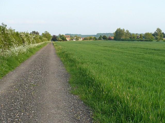 John Bunyan Trail and bridleway, Wilstead
