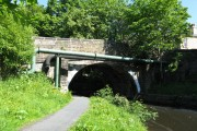 Lomeshaye Bridge 140, Leeds and Liverpool Canal, Nelson