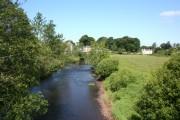 River Irt outside Holmrook