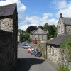 Bonsall - Church Street view towards High Street