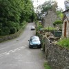 Slaley - Junction of Slaley Lane with Black Tor Road