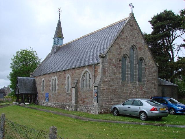 St Finnbarr's Episcopal Church, Dornoch