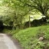 Lane nr Tuckingmill