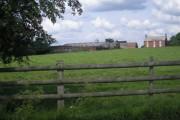 Farm buildings at Field House Farm, Levedale