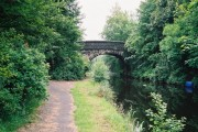 March Bridge, Rochdale Canal