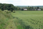 Footpath to Wanlip, Leicestershire