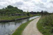 Aqueduct on the Birchills Canal
