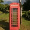 Telephone Box, Otter Ferry