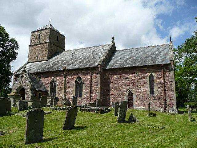 St. John the Baptist's church, Aston Ingham
