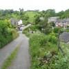 Slaley Lane - Looking back towards Bonsall Dale