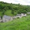 Slaley Lane View - Looking back towards Bonsall Dale