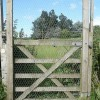 Highly protective gate