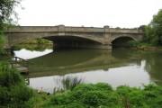 Pershore New Bridge over the River Avon
