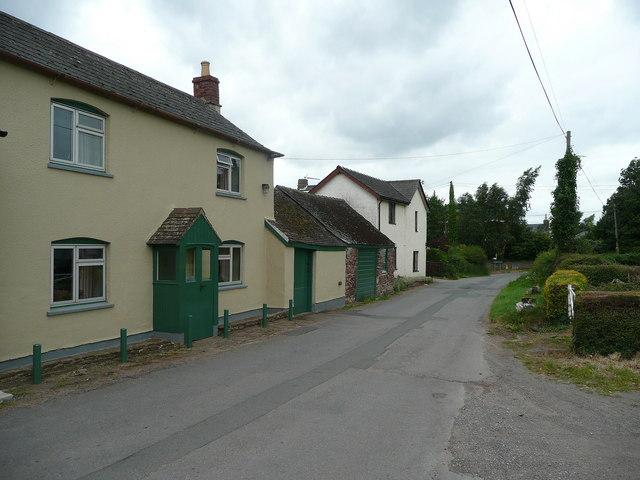 Cottages at Aston Crews