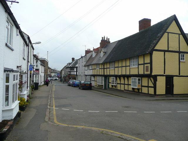 Church Street, Lutterworth