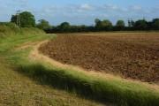 Ploughed land, Bainton