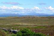 Coll moorland near Gortan