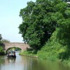 Grand Union Canal approaching Norton Junction, Northamptonshire