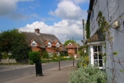 East Hanney village